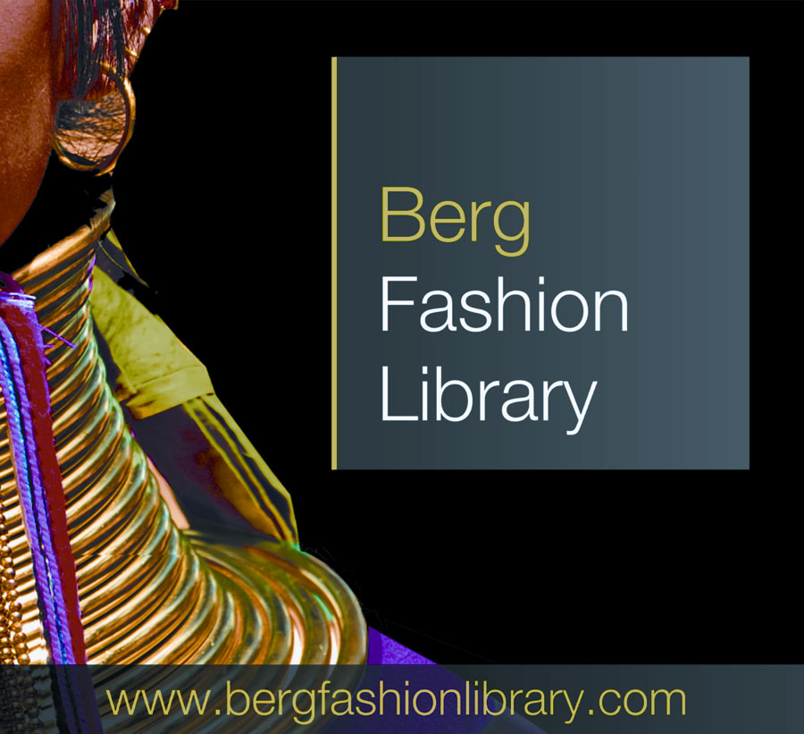 Berg Fashion Library Logo