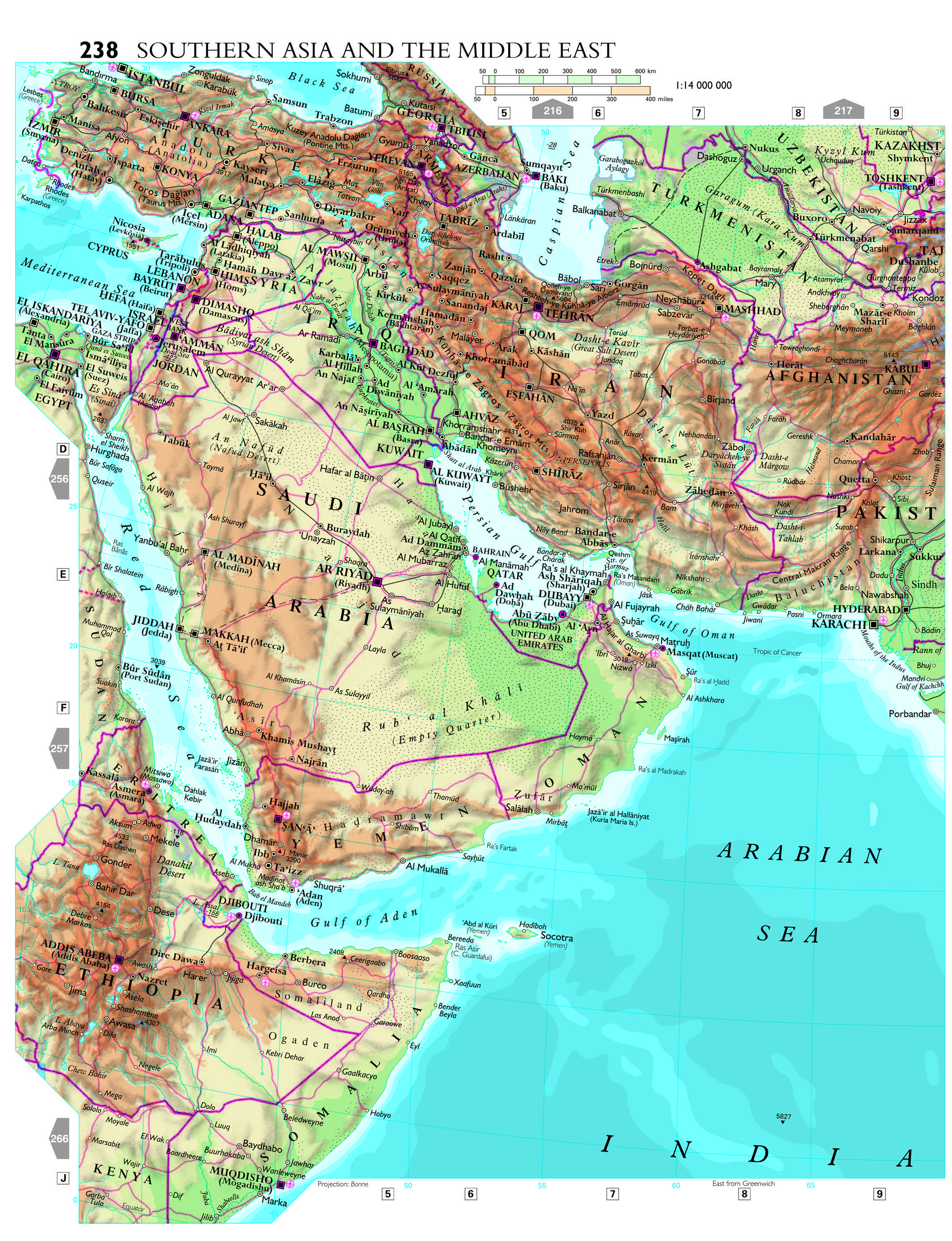 Diagram Collection World Map Usa Middle More Maps Diagram And Mid East Usa Map