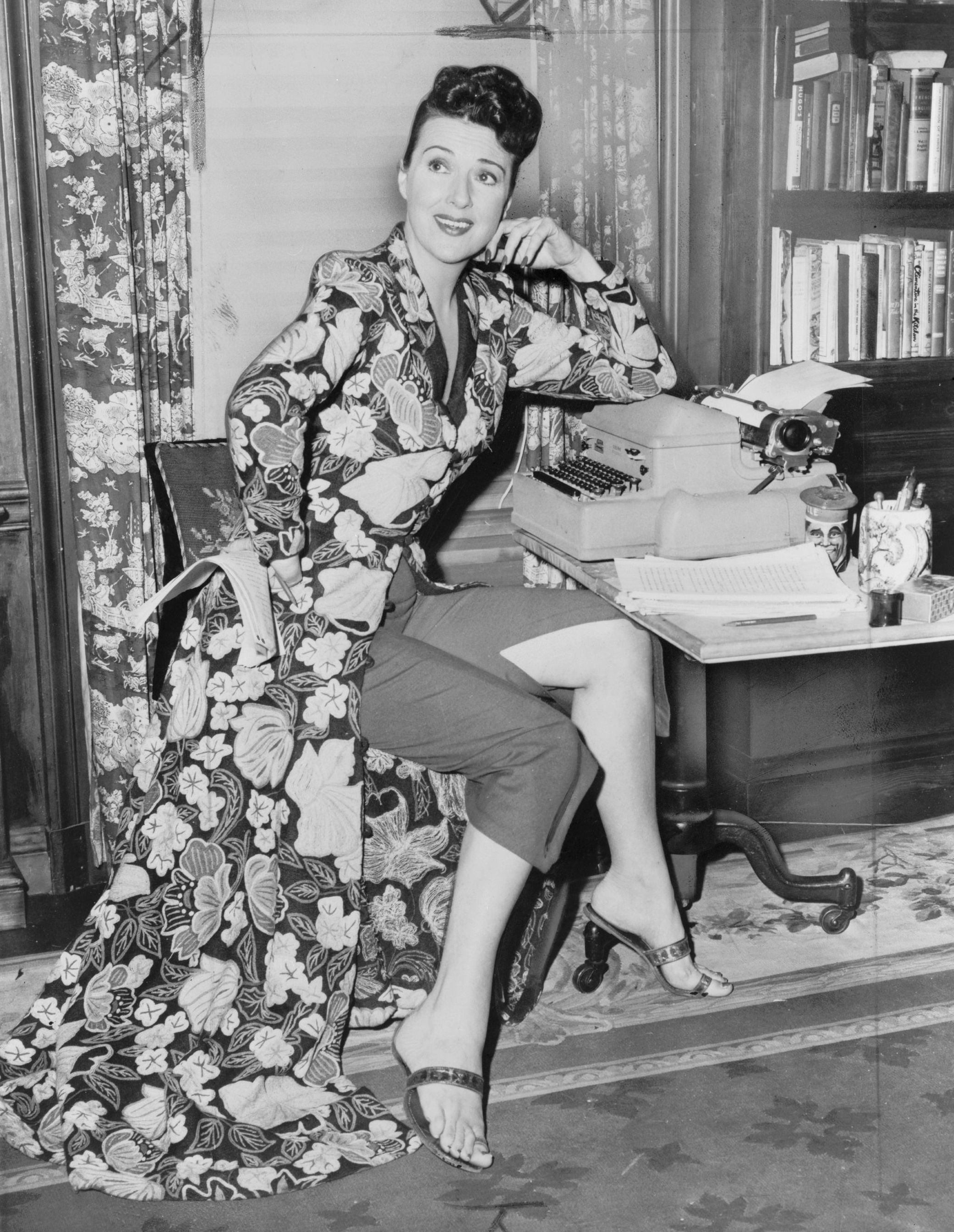 Gypsy Rose Lee, 1956