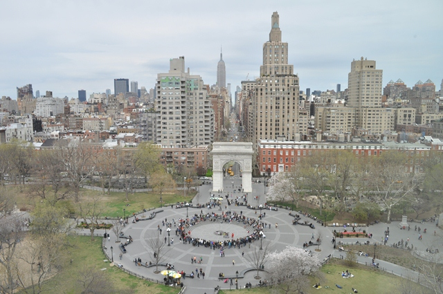 Picture of Washington Square Park