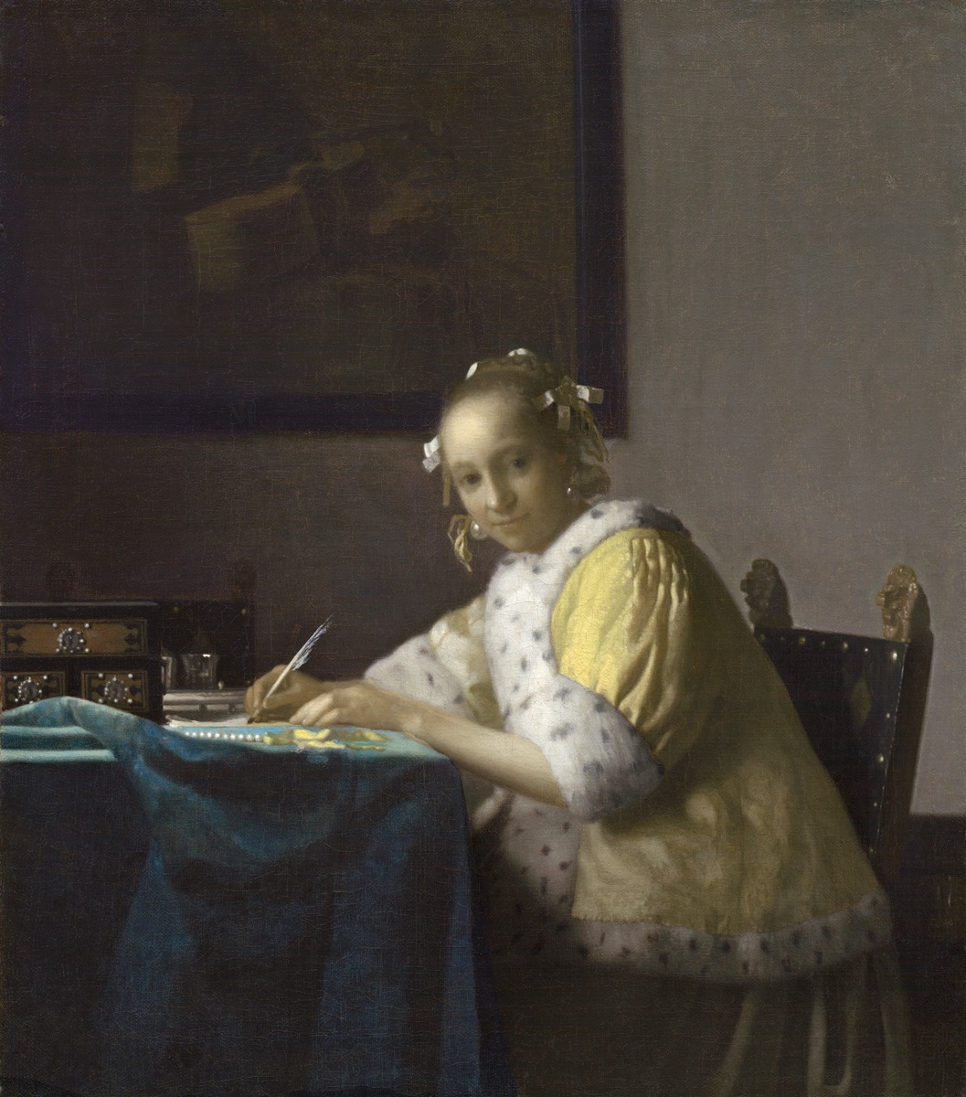 Lady Writing