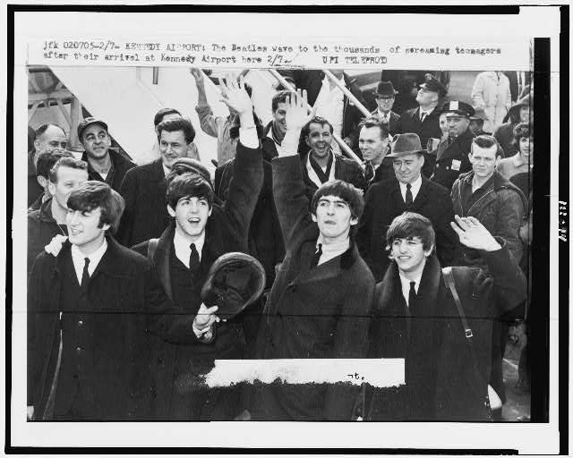 The_Beatles,_Kennedy_Airport,_February_1964