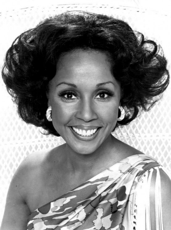 Diahann Carroll in 1976. Image in the public domain via Wikimedia Commons.