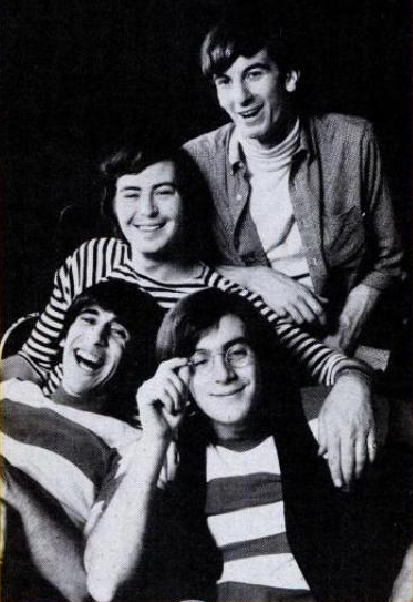 "The Lovin' Spoonful, best known for their 1966summer smash ""Summer in the City,"" make two appearances on our Summer Songs playlist. Public doman, via Wikimedia"