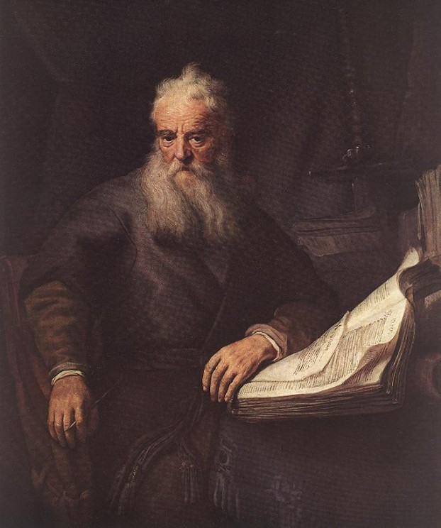 Painting of Apostle Paul