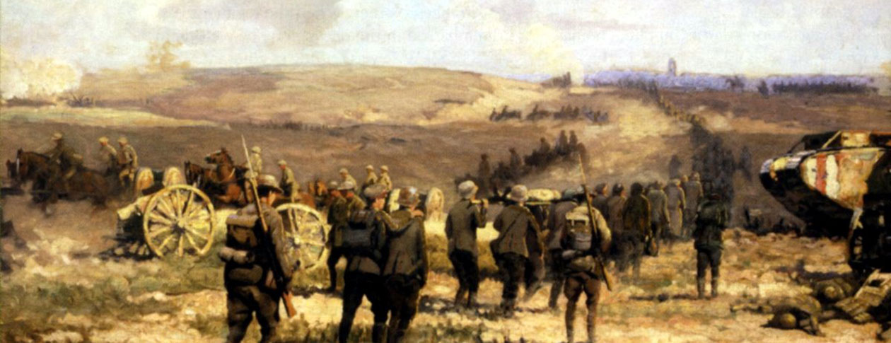8th_August_1918_(Will_Longstaff)