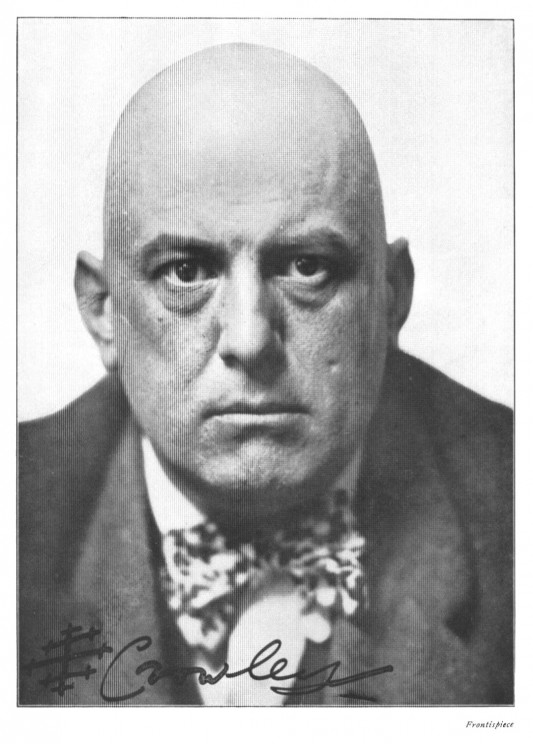 Aleister Crowley as Magus, Liber ABA