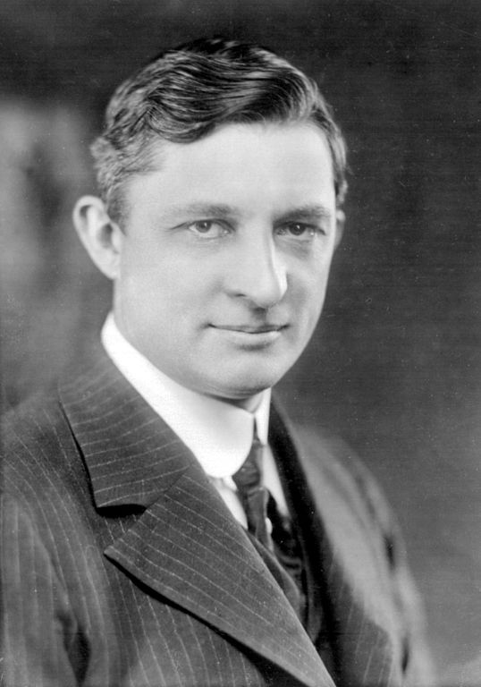 Willis Carrier. Photo by 100th Anniversary Press Kit - Carrier Corp (Carrier Corporation) Public domain, via Wikimedia Commons