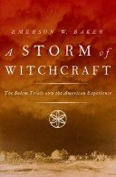 9780199890347 - A Storm of Witchcraft