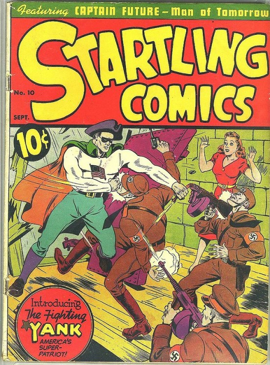 censorship in comic books In 1954, comic book publishers created the comics code to stave off government censorship last week, it was finally abandoned our comics.