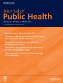 Journal of Public Health cover