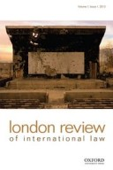 London Review of International Law