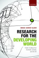 Currie-Adler Research for the developing world