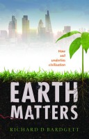 9780199668564 Bardgett - Earth Matters