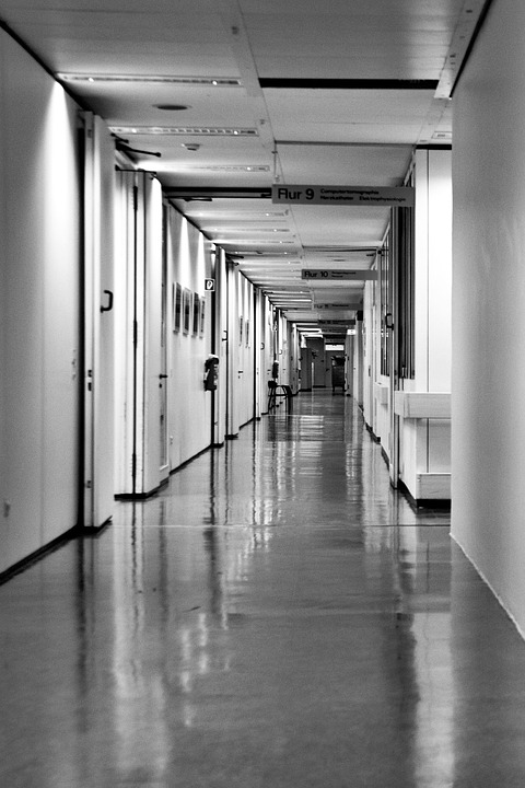 Black and white hospital pictures to pin on pinterest for Meine wohnung click design free