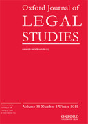 Oxford Journal of Legal Studies