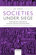 Jones-Societies under siege