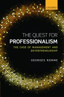 quest for professionalism-Romme
